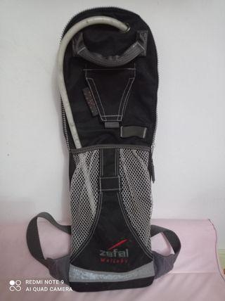 mochila hidratación ciclismo