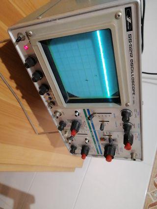 osciloscopio Iwatsu SS 5212