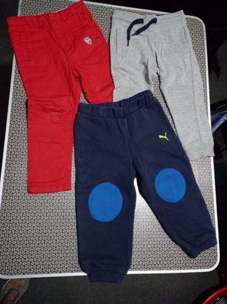 pantalones de 24meses
