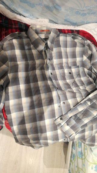 camisa Calvin klain m 8 euros