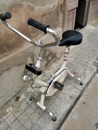 bicicleta estatica bh
