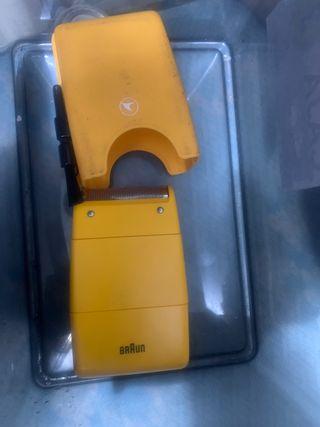 Afeitadora Braun mod 5537 Cassett
