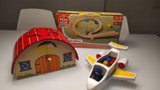 Lote juguetes de 1 a 3 años