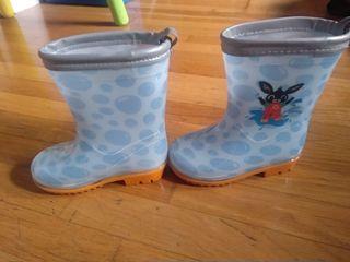botas agua Bing