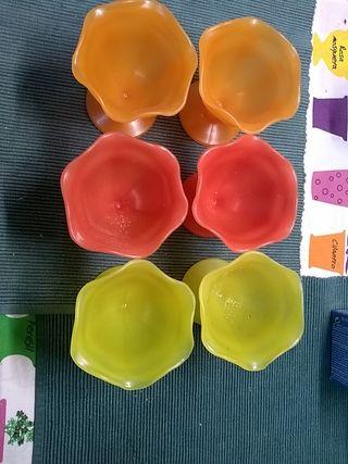 copas infantiles para gelatina