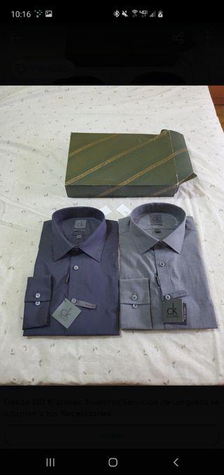 vendo camisas del corte inglés