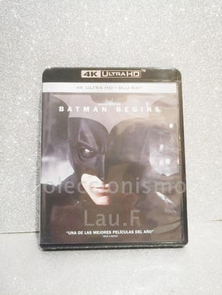 Bluray Batman Begins