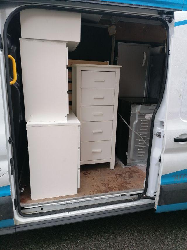 Man & Van services London 07985 215005