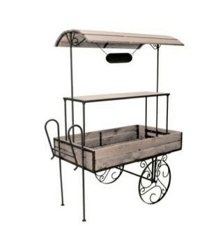 carrito candy bar - mesa dulce