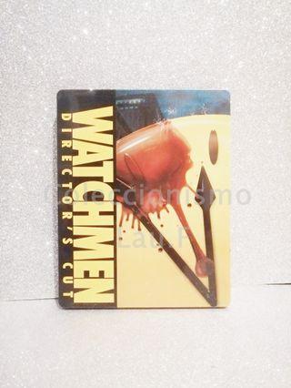 Steelbook Bluray Watchmen Directors Cut Limitada