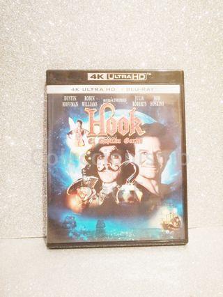 Bluray Hook Coleccionista