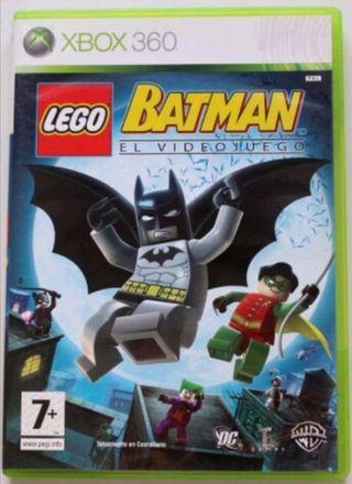 LEGO BATMAN - EL VIDEOJUEGO