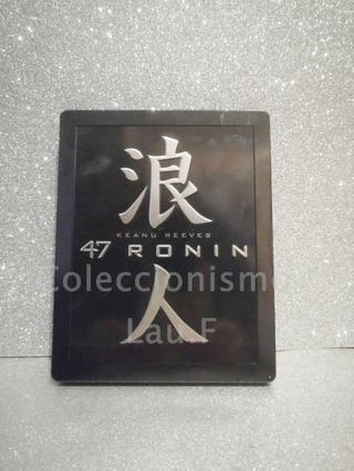 Steelbook Bluray 47 Ronin Coleccionista Limitada