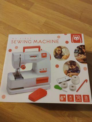 Maquina de coser niñas