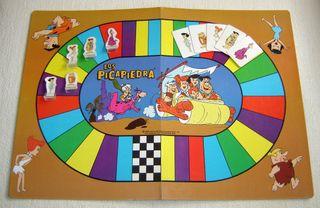 Antiguo juego de mesa LOS PICAPIEDRA de Falomir