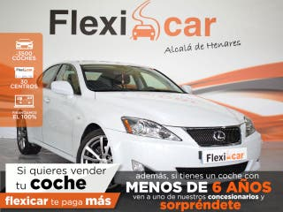 Lexus IS 250 Automático Sport Multimedia