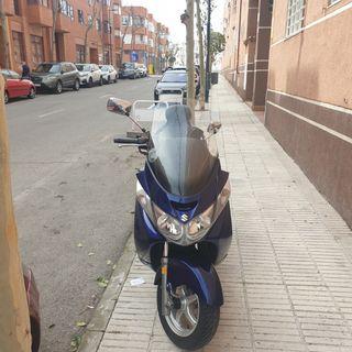 burman 250 cc