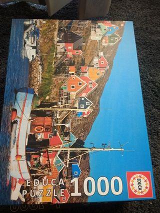 Puzzle 1000 Educa