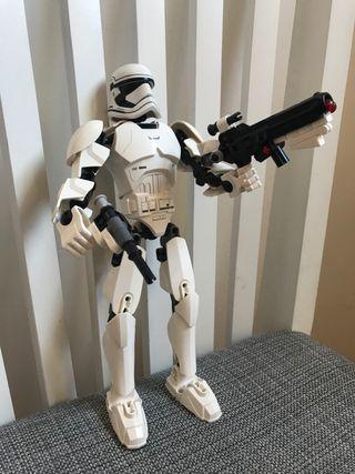 Lego Star Wars 75114 soldado imperial