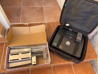 Proyector Sony + soporte de techo