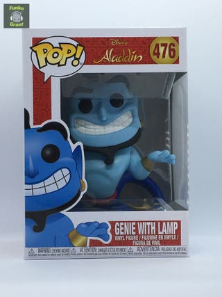 Funko Pop - Genie With Lamp - Aladin 476