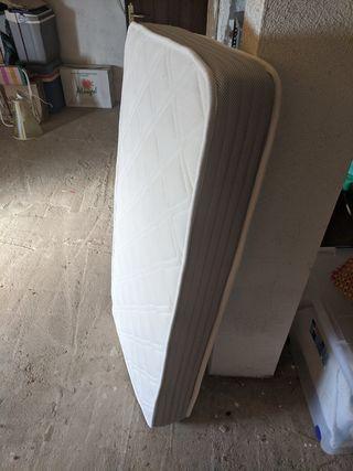 colchón de cuna 120x60 verano/invierno