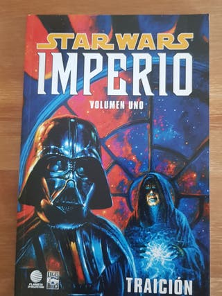 Cómic Star Wars
