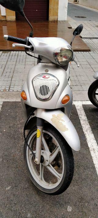 Moto Kymco people 50