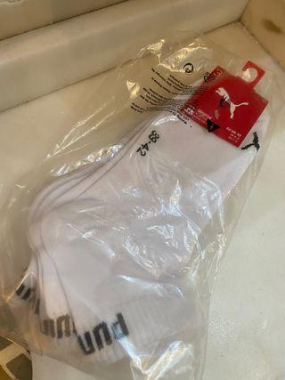 Calcetines cortos Puma