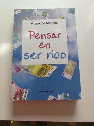 """Libro """"Pensar en ser rico"""""""
