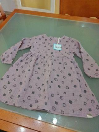 vestido baby clic