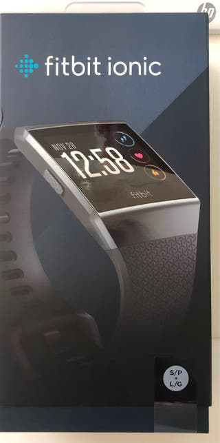 Reloj Smartwatch Fitbit ionic
