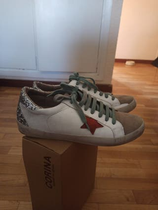 Zapatillas tipo Golden Goose
