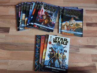 Lote comics Star Wars