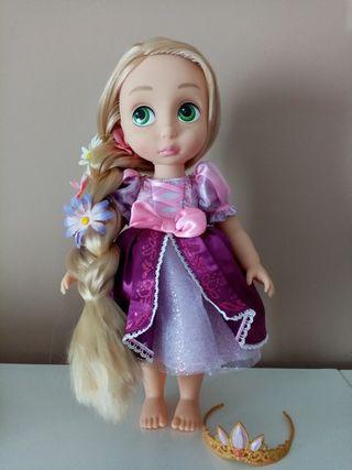Rapunzel Disney animators
