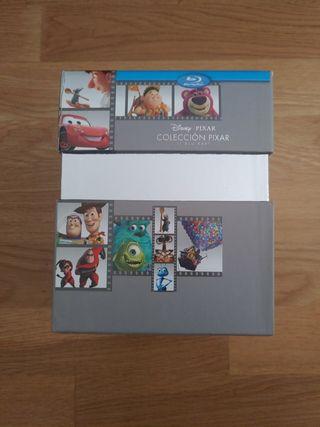 Disney Pixar Bluray Colecction 11 peliculas