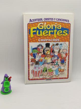 Gloria Fuertes Chupachups