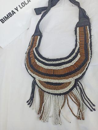 collar étnico Bimba