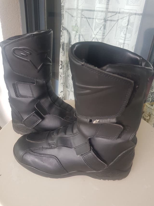 botas Alpinestar waterproof