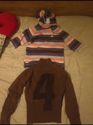 Dos jersey de marca adidas