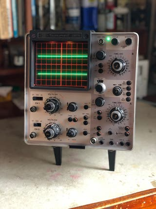 Osciloscopio Telequipment D67A