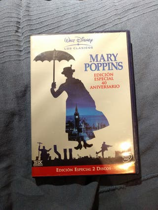 Mary Poppins - EDICIÓN ESPECIAL 40 ANIVERSARIO