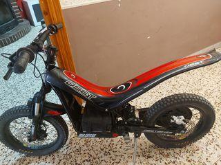 oset 16.0 36v mini moto eléctrica FRENOS HIDRAULIC