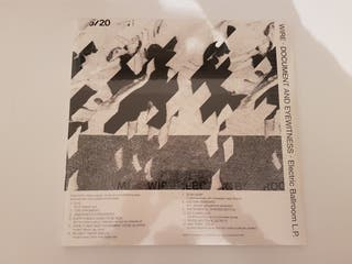 Wire - Document And Eyewitness (2LP)