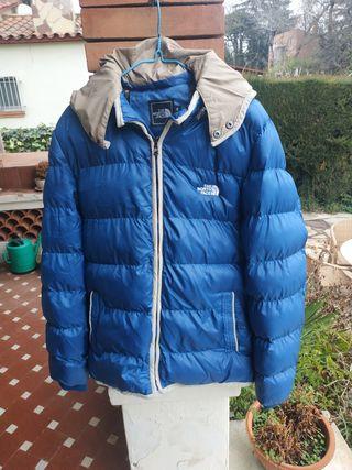 The North Face chaqueta acolchada
