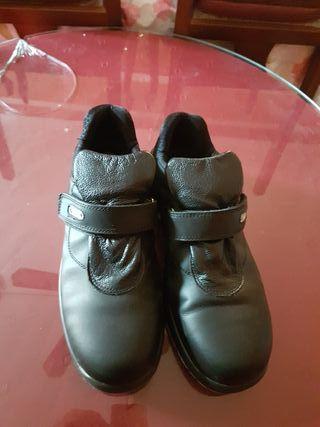 zapato seguridad marca Panter