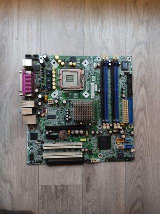 Placa base HP