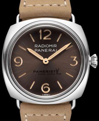 Panerai Radiomir Paneristi Limited Edition 1020u.