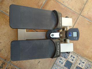 stepper pedales para ejercicio en casa