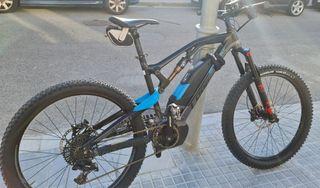 Bicicleta electrica LAPIERRE talla L FOX - NX